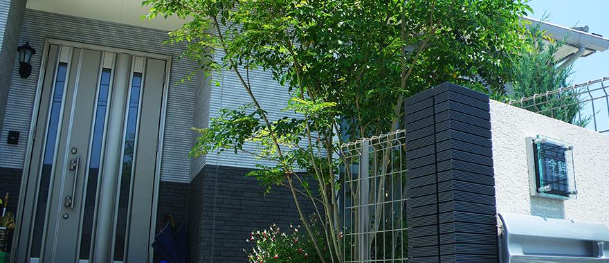 外構工事・ガーデニング・造園・エクステリアリフォーム・神奈川・厚木・相模原・平塚は藤野建設 トップ画像2